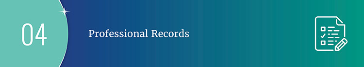 Find important business connections with prospect research resources like professional records.