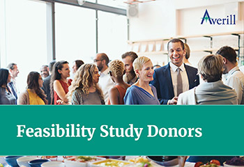 Find out what you can learn about donors during your fundraising feasibility study.