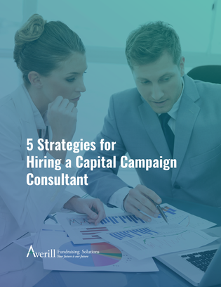 Find out our top strategies for hiring a capital campaign consultant.