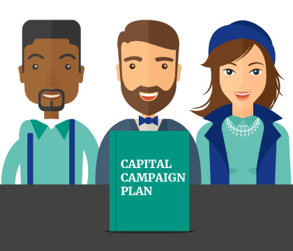 Meet and exceed your goals with a capital campaign plan.