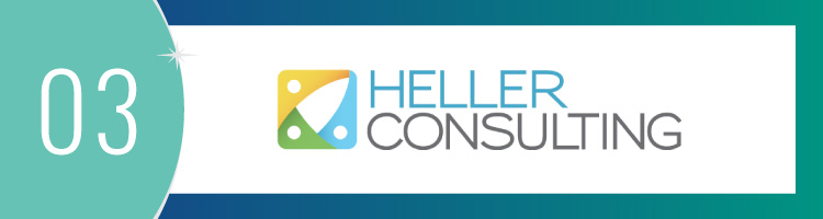 Heller Consulting is a great nonprofit fundraising consultant for smaller nonprofits getting started with their software systems.