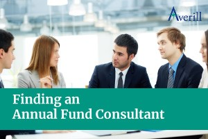 Hire the best annual fund consultant with our easy guide.
