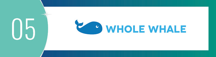Whole Whale is a top nonprofit fundraising consultant for organizations looking for a data-driven approach.